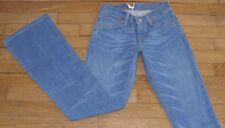 LEVIS 529 89 Jeans pour Femme  W 25 - L 32  Taille Fr 34 NEUF (Réf M171)