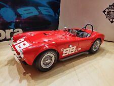 RARE Exoto 1962 AC Cobra 260 Competition No.98 1/18 Racing Legends Diecast Car