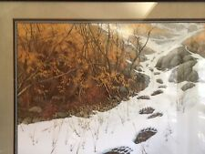 """Bev Doolittle - """"DOUBLED BACK"""", Limited edition signed and numbered, EXCELLENT"""
