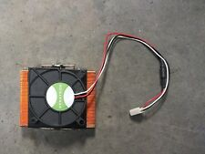 Socket A - 370 - 462 - 7 Copper heatsink/fan Low Profile Dynatron Fan Blower