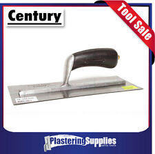 Century Curved Stainless Steel 280mm Plastering Trowel CGC280