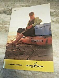 Ocean Kayak Owners Manual