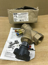 OVENTROP Hydrocontrol MTR PN25 Double Regulating & Commissioning Valve PN25 DN40