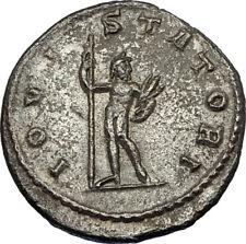 GALLIENUS 253AD Authentic Ancient Original Genuine Roman Coin JUPITER i65633