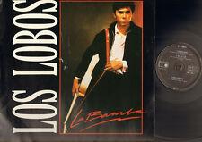 "LOS LOBOS 3 track 12"" LA BAMBA Rip It Up CHARLENA 1987 METRONOME"