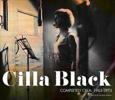 Completely Cilla: 1963-1973 [Box] by Cilla Black (CD, Apr-2012, 6 Discs, EMI Music Distribution)