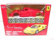 Maisto Ferrari Enzo Model Kit RED 1/24 Diecast Car
