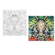 Popular Children Secret Garden An Inky Treasure Hunt Coloring Painting Book