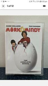 Mork & Mindy: The Complete Series - DVD BOX SET(NEW/ SEALED) Region4