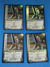 UFS Foil Cards x4 - Soul Calibur - playset of Armored Defense - armoured