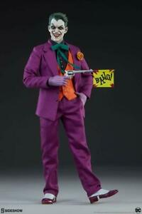 Dc Comics 1/6 Scale The Joker Figure Sideshow Collectibles 100426