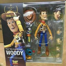 TOY STORY SCI-FI REVOLTECH WOODY  Action Figure toys