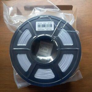 Sunlu Silk Silver PLA+ 1.75mm 1Kg PLA Plus 3D Printing Filament FDM BNIB