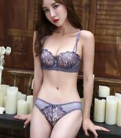 Lace Push Up Bra Women Underwear Large Cup A B 32 34 36 38 Bras Brassiere