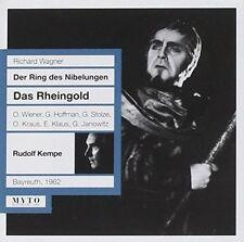 Wagner: Das Rheingold (CD, Mar-2013, 2 Discs, Myto Historical)