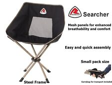 Robens SEARCHER Folding Chair - Lightweight, easy and quick assembly