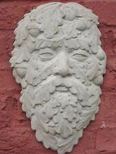 Beton Skulptur BAUMMENSCH-EICHENMAN Steinguss Hängefigur Wetterfest 3,1 Kg q3