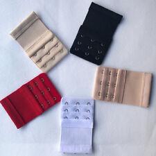 New Women Ladies Bra Extension Extender Strap Underwear Strapless 2,3,4 Hooks