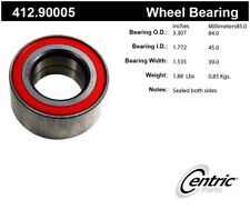 Wheel Bearing-AWD Rear,Front Centric 412.90005