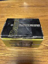 New listing Vintage Daiwa Mini Millionaire Mm1000 Casting Reel New In Box