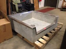 """Fiat TSB-3002 36"""" x 36"""" x 12"""" Terrazzo Mop Basin Sink"""