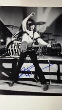 PETE TOWNSEND signed 11x14 photo - THE WHO