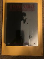 Scarface (DVD, 2003, 2-Disc Set, Widescreen Anniversary Edition) Brand New!