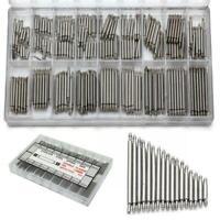 praktische reparatur - set edelstahl - link - pins uhrenarmband frühjahr bar