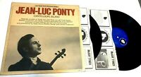 Canteloupe Island Blue Note Series by Jean-Luc Ponty 2x LP jazz violin VG+