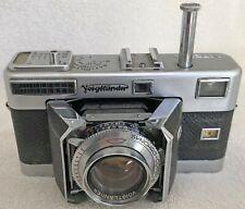 Voigtlander Vitessa L 35mm Film Rangefinder Focus Camera c.1954