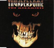 THUNDERDOME = The Megamixes = Gizmo/Dano/Buzz...= CD MIXED = HARDCORE GABBER !!