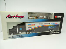 Corgi 1/64 - Kenworth Trailer Motorhome Dragster Tommy Johnson Jr 1994 Mopar
