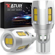 T15 W16W Bombillas LED Coche Reversa 921 Xenon Blanco Canbus Libre De Error Luz De Estacionamiento