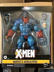 Marvel Legends - Deluxe - Age Of Apocalypse - 6 In - Mint - In Hand