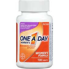 One A Day Women's Multivitamin, Supplement with Vitamins A, C, E, B1, B2, B6,