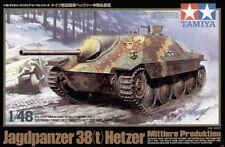 Tamiya 1/48 Jagdpanzer 38(t) Hetzer Mid Production # 32511