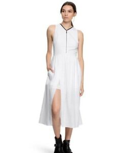 Akin by Ginger & Smart: The Pursuit Dress in White, Size 8