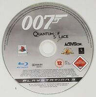 PS3 007 QUANTUM OF SOLACE JAMES BOND PLAYSTATION 3 DISC ONLY FAST FREE POST