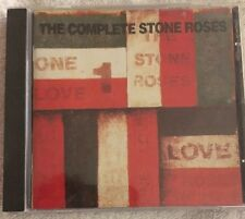 Stone Roses. The Complete Stone Roses. 21 Track CD Album. Silvertone Records.