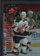 DOUG GILMOUR 1997/98 DONRUSS CANADIAN ICE #49 DOMINION DEVILS SP #113/150