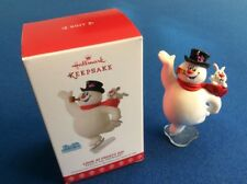Frosty the Snowman:  Look at Frosty Go! - 2017 Hallmark Keepsake ornament in box