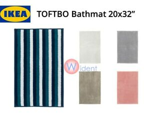 """IKEA TOFTBO Bathmat Ultra Soft Absorbent and Dries Quickly 20x32 """""""