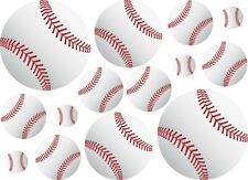 42 Baseball Ball Wall Decor Art Stickers Decals Vinyls