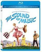 The Sound of Music (50th Anniversary) [New Blu-ray] Anniversary Edition, Rmst,