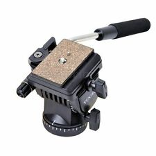 Professional YT-950 Action Fluid Drag Head Video Camera for DSLR Tripod Monopod