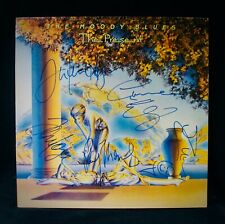 THE MOODY BLUES Autographed THE PRESENT Album By All 5~Justin Hayward~John Lodge