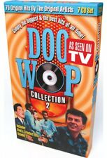 Simply The Best Doo Wop Collection, Volume 2 (7-CD) Box set