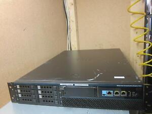 Cisco WAVE-7541-K9 Wide Area Virtualization Engine w/ 6x DSK-7500-450GB SAS+