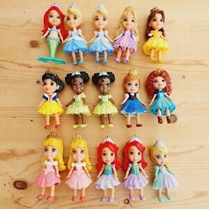 "DISNEY PRINCESS - 3"" Mini Toddler Dolls - Choose Your Doll"