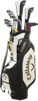Callaway WARBIRD 2016 model with a set of golf clubs club ten Caddie Steel / S